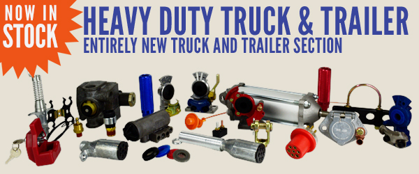 Heavy Duty Truck and Trailer Products Arriving 2017