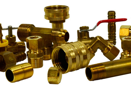 Lead Free  sc 1 th 191 & Midland Metal - Brass Fittings Valves Hose Clamps and Accessories ...